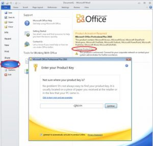 Microsoft Office 2010 Activator + keys for free! working!